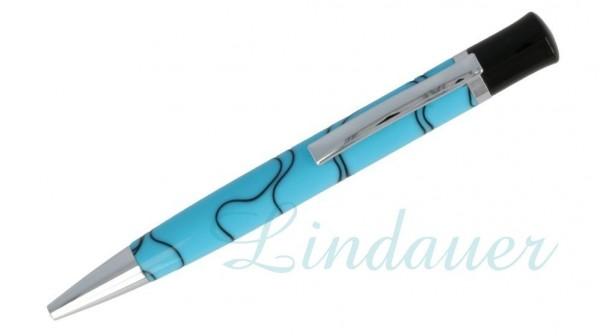Lindauer Kugelschreiber türkis