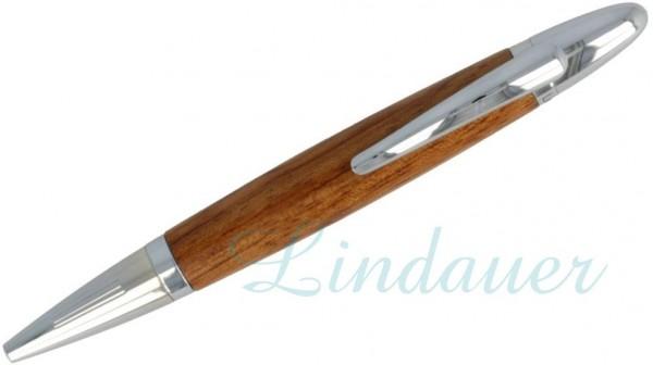 Lindauer Rosenholzkugelschreiber