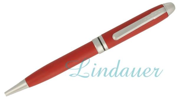 Kugelschreiber mit gummierter Oberfläche