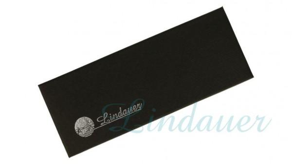 Karton für 1- 2 Schreibgeräte in schwarz