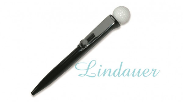 Mini- Kugelschreiber mit Golfball