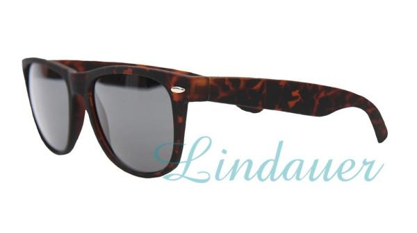 Sonnenbrille, demi-braun