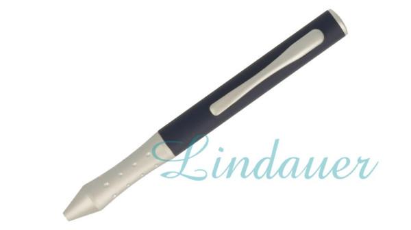 2- Funktionen Kugelschreiber blau