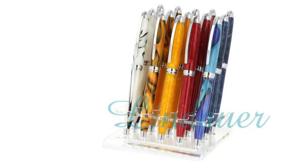 Kugelschreiber bunt