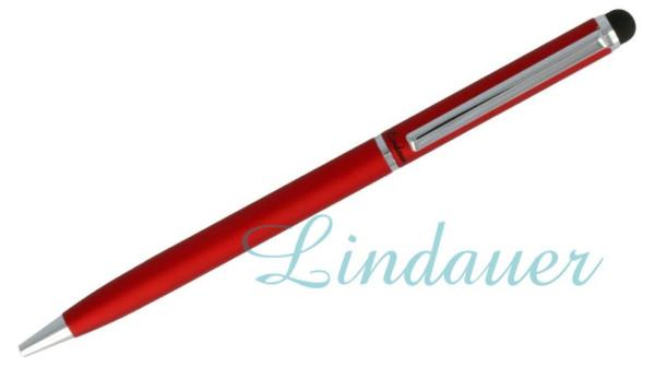 Kugelschreiber Touch rot