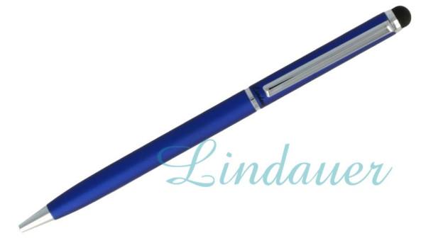 Kugelschreiber Touch blau