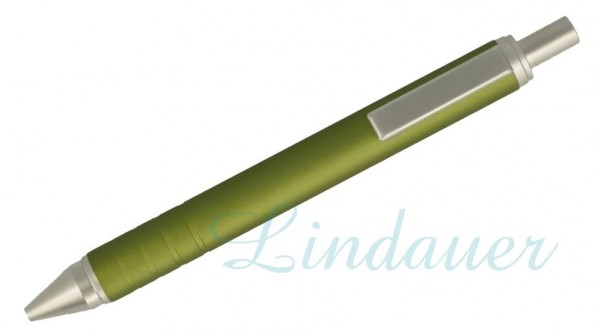 Kugelschreiber grün-matt
