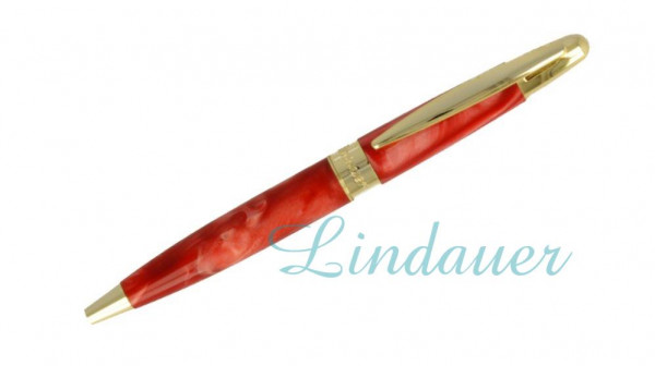 Mini-Kugelschreiber rot