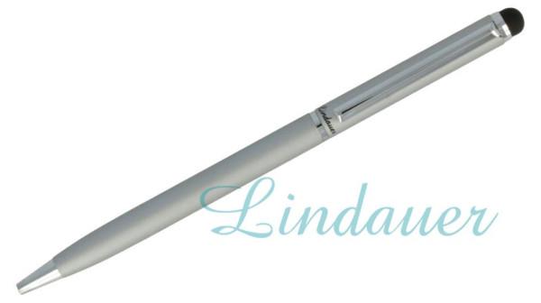 Kugelschreiber Touch chrom