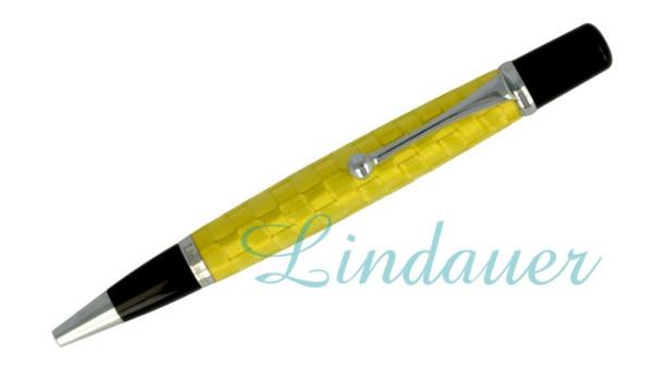 Kugelschreiber in gelb
