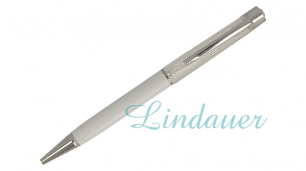 KL124.2 Kugelschreiber; weiß