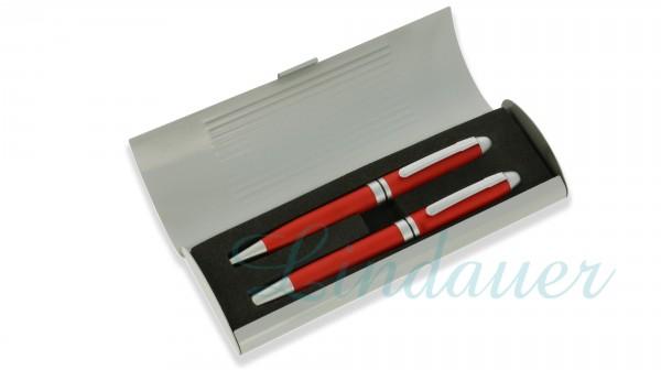 Kugelschreiber, Füller und passenden Etui