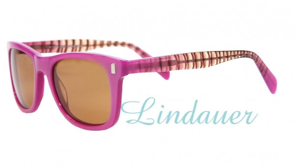 Sonnenbrille, burgunderrot
