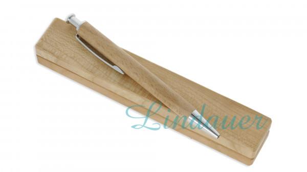 Holzkugelschreiber im Etui H 2