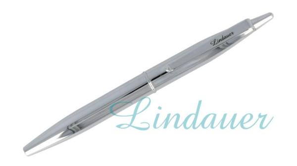 Kugelschreiber chrom-glänzend