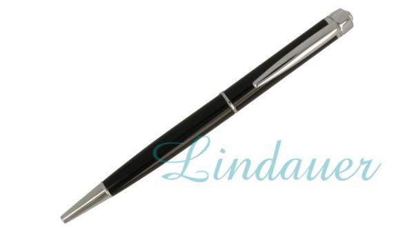 KL128.1 Kugelschreiber; schwarz
