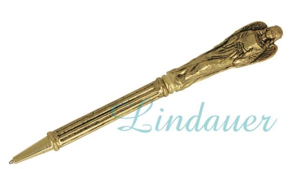 Kugelschreiber Engel, gold
