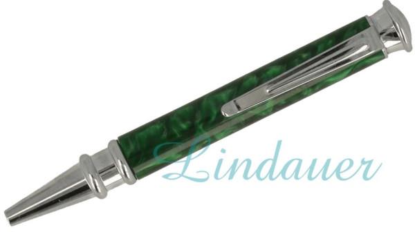 Mini - Kugelschreiber, grün
