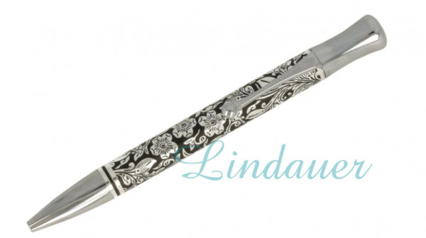 Lindauer Kugelschreiber in floralem Design
