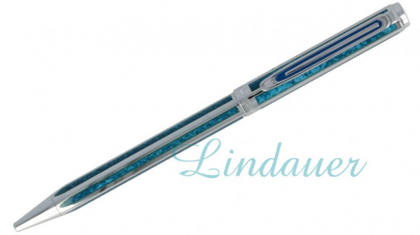 Kugelschreiber türkis