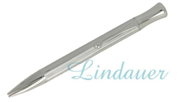 Lindauer Kugelschreiber in chrome