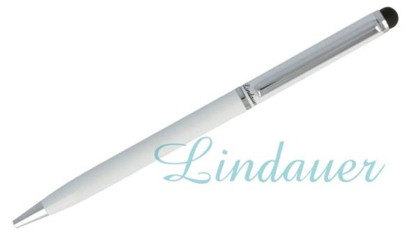 Kugelschreiber Touch weiß