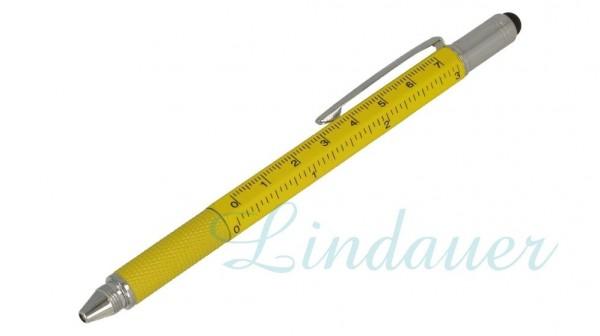 KL122.3 Techniker Kugelschreiber in gelb
