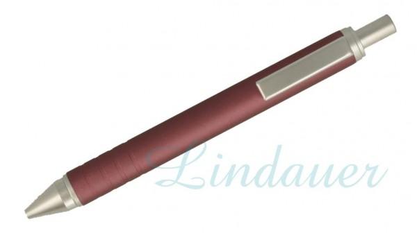 Kugelschreiber lila-matt