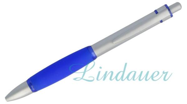 Kugelschreiber mit weichem Haltegriff
