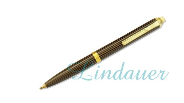 Kugelschreiber,  mit Originalmaterialien der 50er