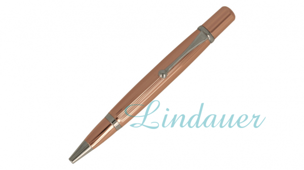 Lindauer Kugelschreiber in rose gun