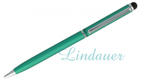 Kugelschreiber Touch grün