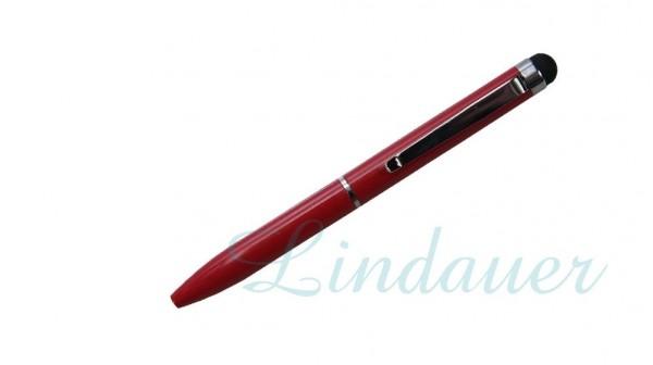 Mini-Kugelschreiber, intensiv-rot