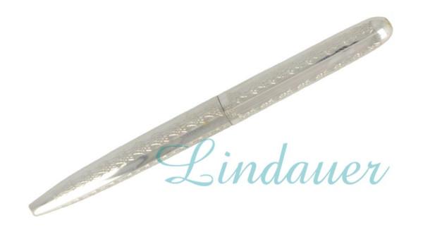 Mini-Kugelschreiber in 925 Silber