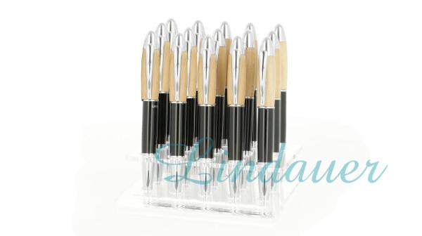 Lindauer Mini-Kugelschreiber im Verkaufsaufsteller