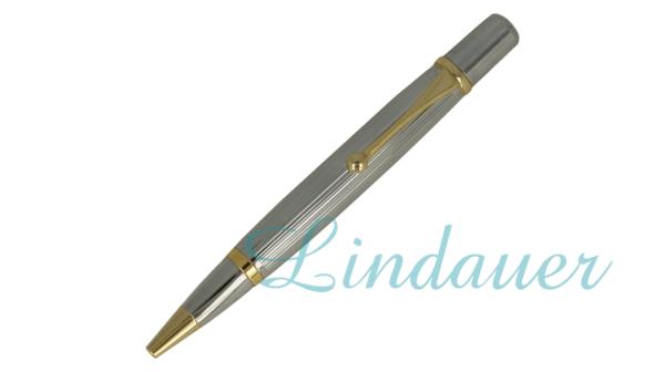 Lindauer Kugelschreiber in silber