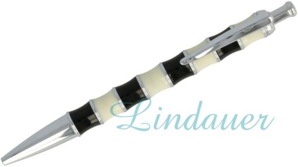 Kugelschreiber schwarz-weiß