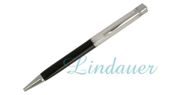 KL124.1 Kugelschreiber; schwarz