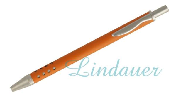 Lindauer Mini-Kugelschreiber orange