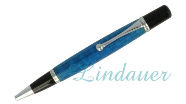 Kugelschreiber in blau