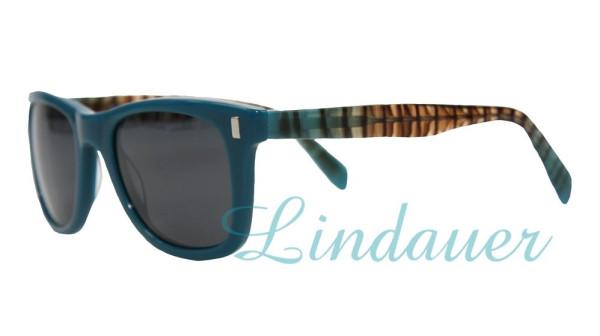 Sonnenbrille, dunkelblau