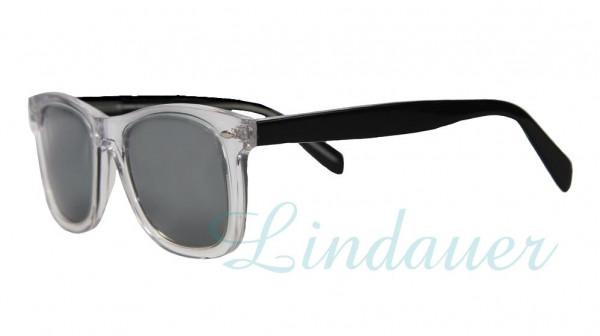Sonnenbrille, transparent