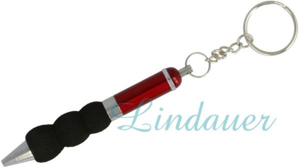 Kugelschreiber mit Schlüsselanhänger