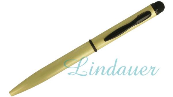 Mini-Kugelschreiber Touch gold