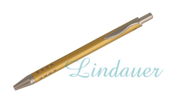 Lindauer Mini-Bleistift Gold