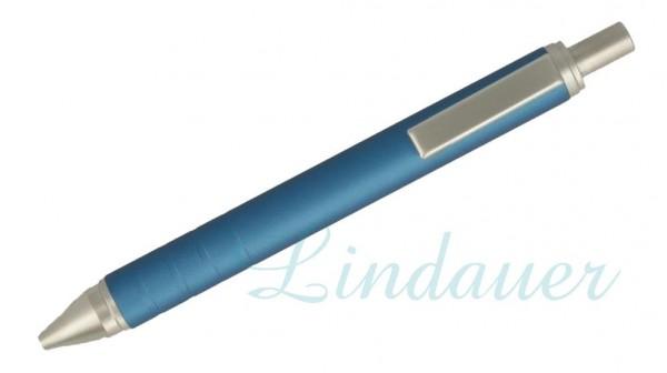 Kugelschreiber blau-matt