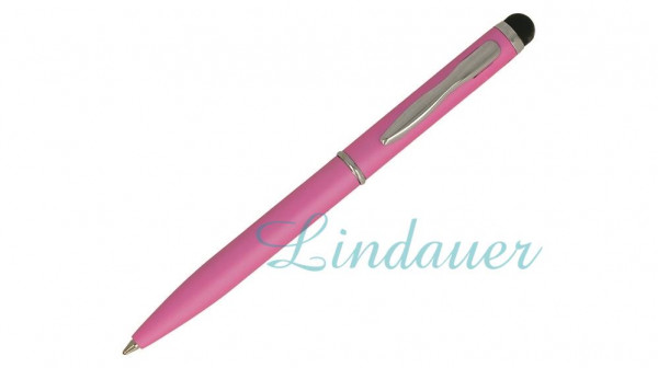 Mini-Kugelschreiber Touch pink