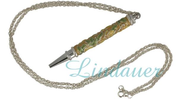 Kugelschreiber mit Kette