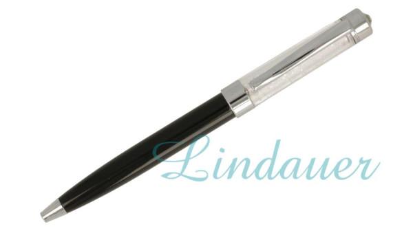 KL123.1 Kugelschreiber; schwarz
