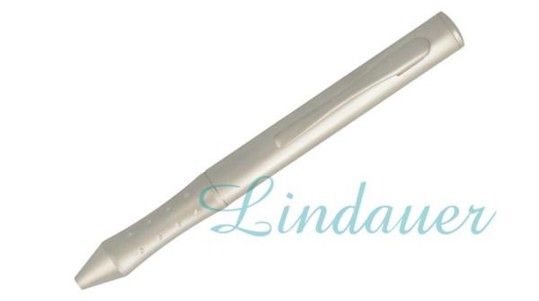 2- Funktionen Kugelschreiber chrome